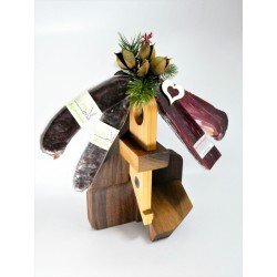 Hobel Geschenk Nussbaum
